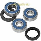 Rear Wheel Ball Bearings Seals Fits KAWASAKI VN800 Vulcan 800 Classic 1996-05