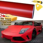 Matte Flat Color Vinyl Film Wrap Sticker Decal Bubble Free Air Release