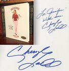 Token Chick HAND SIGNED by Actress Cheryl Ladd Charlies Angels 1st 1st Rare