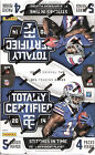 2014 Panini Totally Certified Football Sealed Hobby Box 4 Hits Per Box