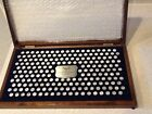 History of The United States Franklin Mint 200 Solid Silver Mini Coin Set