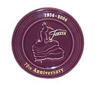 Fiesta 70th Anniversary Trivet In Heather New In Box! Homer Laughlin China Co.