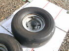 Craftsman II 917.256850 ridng mower front wheels and tires 13x6.50-6