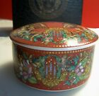 ROSENTHAL VERSACE pocelain JEWELLERY LIDED TRINKET BOX 4