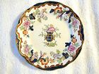 Ridgway, England Simlay Saucer, Beautiful Floral Pattern, FREE SHIPPING!