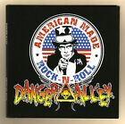 AMERICAN MADE: ROCK N ROLL by DANGER ALLEY. NEW RELEASE CD!