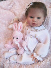 Lee Middleton HONEY PIE Sculpt REBORN Baby Girl Doll 3 4 Limbs Collectible