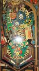 Used Eight Ball Deluxe pinball playfield for parts or restoration