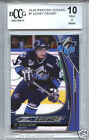 SIDNEY CROSBY Penguins 2003 Rimouski team issue #7 pre rookie BGS BCCG 10 MINT!!