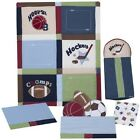 Kids Line All Sports Crib Bedding Collection