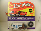 HOT WHEELS RED LINE  TEAM TRAILER * MINT IN BLISTER PACK *  RACING TEAM !
