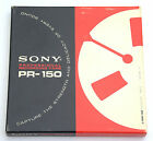 Reel to Reel Tape: SONY PR-150 (1/4