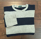 J.Crew Pullover Wool Sweater Men's Size XL