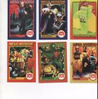 MEGO MUSEUM LOT OF 5 CARDS  KING ARTHUR ERROR  AND NERF MAN CARD