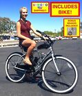 POWERFUL 2 STROKE 66CC 80CC COMPLETE DIY MOTORIZED BICYCLE KIT WITH 26 BIKE