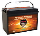 SLR125 VMAX AGM Deep Cycle 12V 125AH Battery for RENOGY PV SOLAR PANELS