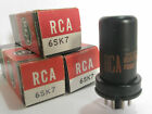 One 1960's RCA 6SK7 radio tube - Hickok TV7B tested, Guarantee New In Box