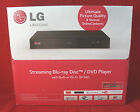 LG Electronics BP340 Blu-Ray Disc Player with Built-in Wi-Fi !Rare! *New/Sealed*