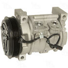 A C Compressor New Compressor 4 Seasons fits 01 04 Chevrolet Tracker 25L V6
