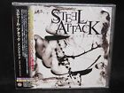 STEEL ATTACK Enslaved + 1 JAPAN CD Source Carnal Forge Nightfall In Thy Dreams