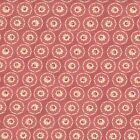 RJR Fabrics Bon Bon Bebe 2246 01 Geometric Floral On Red By Robyn Pandolph