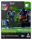 Percy Harvin (Seattle Seahawks) Super Bowl Champs NFL OYO Sportstoys Minifigures