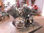 12 Yamaha XVS950 XVS 950 A Midnight V Star engine motor