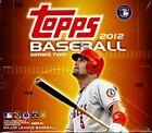 2012 Topps Series 2 Jumbo Baseball Hobby 4 Box Lot
