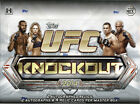 2014 Topps UFC Knockout Hobby Factory Sealed 3 Box Lot