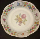 Schumann Bavaria Empress Dresden Flowers Soup Bowl, 7 7/8