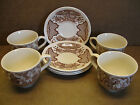 Saucers Very Good Condition