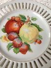 Chase Hand-painted Fruit Plate Made in Japan
