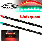 12 Boat Bow Navigation LED Lighting Submersible Marine Strips Red Green 12V