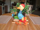 Rempel 1950's Mr. Squawker the Duck Squeeze Toy