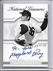 2015 National Treasures GAYLORD PERRY K-LORD NICKNAME ON CARD AUTO #67 99!
