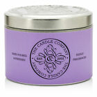 The Candle Company Tin Can Highly Fragranced Candle - Water Hyacinth (1.5x3)