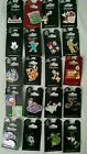 Authentic Disney parks trading pins lot of 20 mickey mouse phineas ferb cars