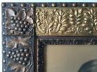 Antique Picture Frame Carved Wood~Gesso Aesthetic baroque gilt bronze east lake