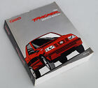 1992 Chevy Geo Tracker Factory Service Shop Repair Manual 36117
