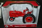 1/16 IH Farmall Super C tractor w/ narrow front, NICE!, Hard to find by Ertl