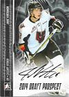 2014 ITG Draft Prospects Hockey Clear Rookie Redemption Set Announced 16