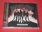 BLACK TRIP SHADOWLINE  with Bonus Tracks   JAPAN CD