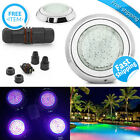 LED Swimming Pool Light Underwater SPA 45W IP68 RGB 7 Colors with Remote Control