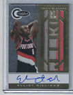 2010-11 Totally Certified Gold Autographs #175 Elliot Williams JSY AU #20 25