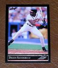 Deion Sanders Cards, Rookie Cards and Autographed Memorabilia Guide 49
