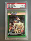 1989 Starting Lineup Greg Maddux Card Only