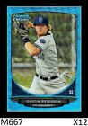 2013 Bowman Chrome Wrapper Redemption - Update 7