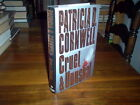 Cruel and Unusual by Patricia Cornwell signed