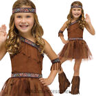 CK611 Give Thanks Princess Native Indian Toddler Girls Child Book Week Costume