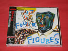 2012 DIGITAL REMASTER 44MAGNUM The Live / Four Figures    JAPAN CD